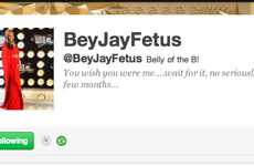 Prenatal Popstar Tweets - The 'Beyjayfetus' Twitter Gives a Voice to Beyonce and Jay-Z's Child