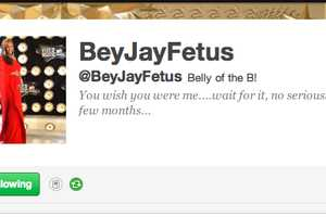 The 'Beyjayfetus' Twitter Gives a Voice to Beyonce and Jay-Z's Child