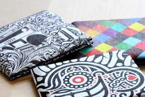 Paper Wallets Artist Collection Features Creative Designs on Tyvek