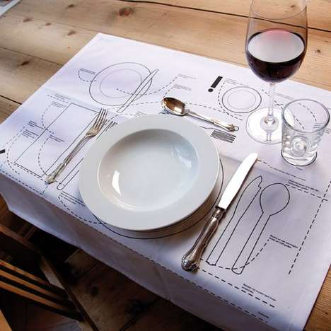Kniggerich placemat
