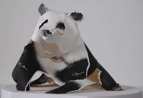 Panda for World Wildlife Fund