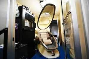 The CVAC Pod Improves Professional Athletes' Bodies
