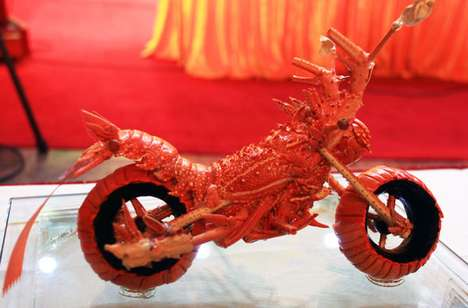Lobster Motorcycle