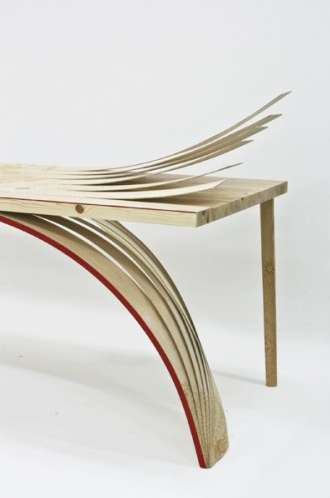 Art Marries Design Table