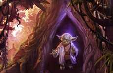 Fantasy Franchise Depictions