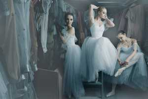 Ballet by A. Borisov Studio is Soft, Romantic and Whimsical
