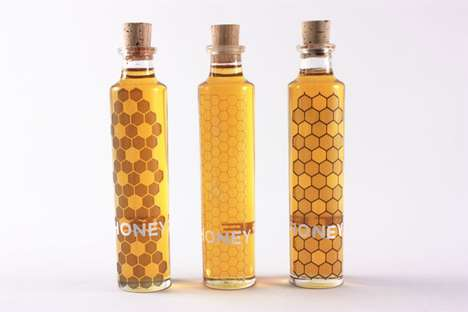 Taste of Honey Packaging
