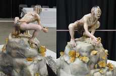 Evil Hobbit Desserts - The Gollum Wedding Cake Will Make Your Big Day Extra 'Precious'