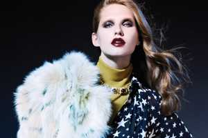 This Kelsey Van Mook Vogue Turkey Photo Shoot is Rich With Fashion