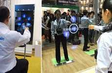 Holographic Healing - The Panasonic Digital Mirror Hopes to Transform Patient Rehabilitation