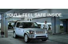 16 Luxurious Land Rover Creations - From Liar Liar Car Commercials to Sword-Safe SUVs