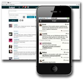 Personally Catered Tweets - Subjot is a Focused Social Media Tool that Gets Rid of Unwanted Topics