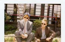 Harry Potter's Tom Felton and Rupert Grint Team up for Band of Outsiders