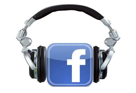 Social Media Players - A Facebook Music Service Will Promote More Procrastination
