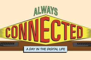 The 'Always Connected' Infographic is Plugged In