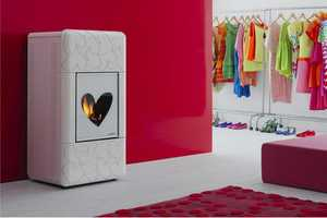 The Graciosa Stove by Palazzetti Warms You to Your Core