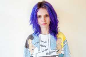 Terry Richardson's Charlotte Free Shots are Pretty in Purple