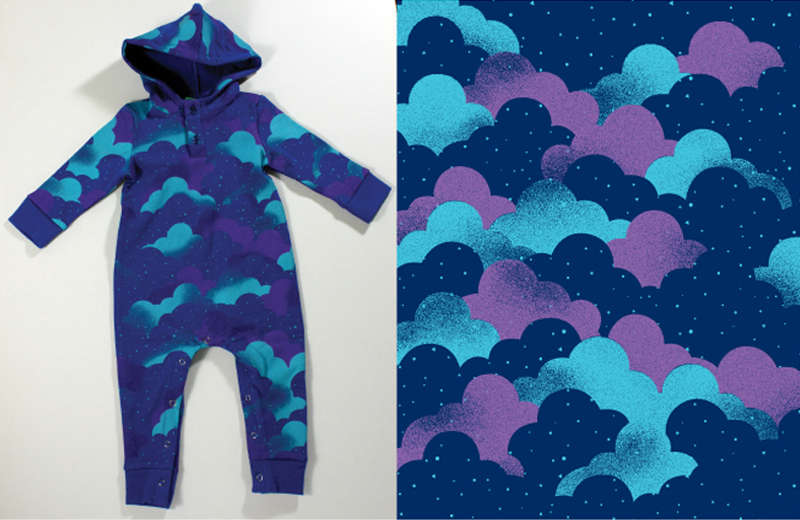 Abstract Children's Clothing