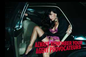 The Agent Provocateur FW 2011 Ads Offer Pro-Panty Reminders