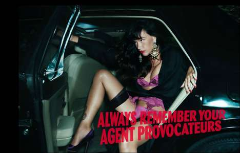 Agent Provocateur Fall Winter 2011