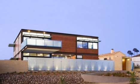 Sustainable Coastal Abodes - The Point Loma House in San Diego is the Epitome of Eco-Architecture
