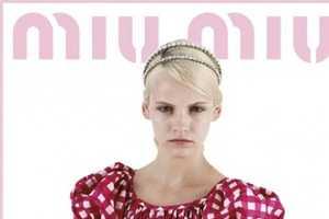 The Miu Miu Pre-Spring 2012 Collection is Feminine and Fun