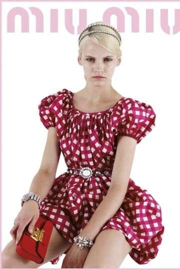 Miu Miu Pre-Spring 2012 Collection