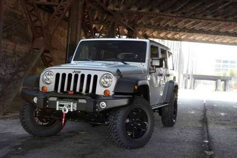 Modern Warfare 3 Jeep