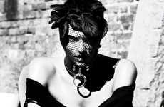 Leather Masked Models