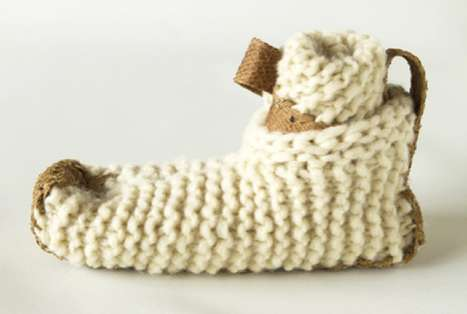 Responsible Bedroom Slippers - The Chilote House Shoe is Eco and Ethically Principled