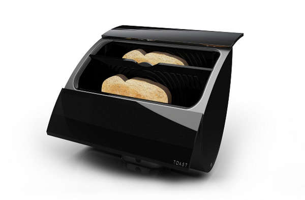 Futuristic Bread Warmers
