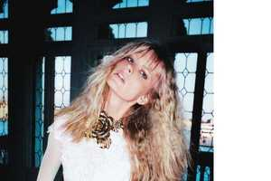 The Julia Stegner Vogue Japan October 2011 Shoot is Rowdy and Retro