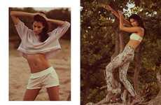 The 'Natural Obsession' by Oliver Meyer Shoot is Boho Beautiful