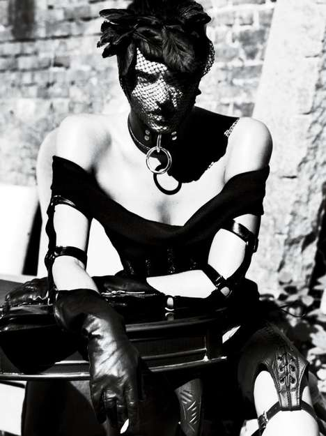 Interview Magazine September 2011 Strict