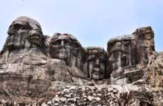 Mount Rushmore Ruins
