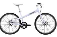 Gadget-Charging Bicycles - The 2012 Starke Series of Bikes Lets You Power USB Devices on the Go