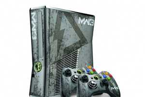 The Modern Warfare 3 Xbox 360 Gives Gaming a Gritty Revamp