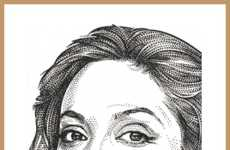 Dotted Celebrity Portraiture
