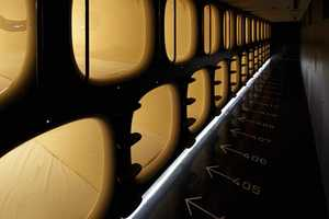 9 Hour Capsule Hotel Regulates Your Stay with Simplicity