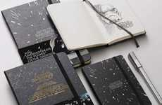 Sci-Fi Franchise Notepads - Jot Down Notes in the Geeky Moleskine x Star Wars Notebook Collection
