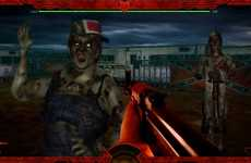Political Console Gaming - Tea Party Zombies Must Die Stirs up a Bureaucratic Circus