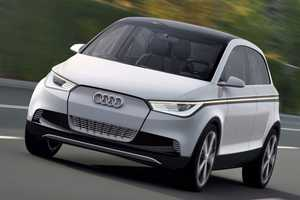 The Audi A2 is Set to Debut at the Frankfurt Motor Show