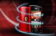 Posh Automotive Smartphones