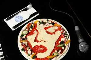 The Pizza Express Celebrity Pizzas Feature Famous Album Covers
