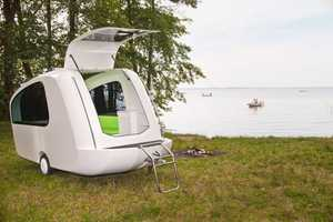 Take an Outdoor Vacation on Land or Water with the Sealander Caravan