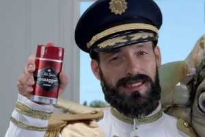 The Old Spice Red Zone Commercial Features Sailors With Swag