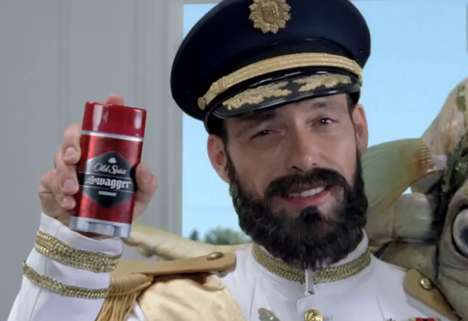 Old Spice Red Zone