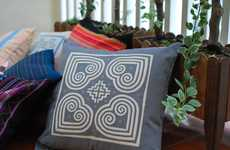 Peace Pillows - Oimei Co. is a Fair Trade Business Re-Investing Profits in Peacebuilding Initiatives