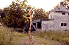 Countrified Couture Editorials