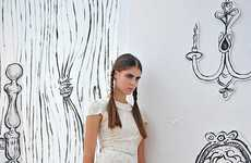 The Rachel Antonoff Spring 2012 Presentation is One for the Books